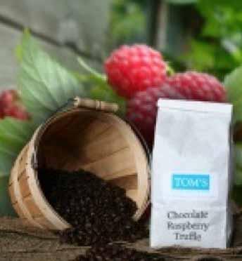 Chocolate Raspberry Truffle Gourmet Coffee