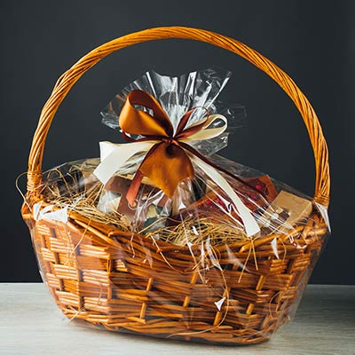 Tom's Gourmet Coffee Gift Baskets