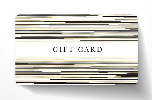 Tom's Gift Card