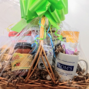 Tom's Pasta Gift Basket