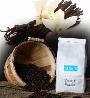 Verrrry Vanilla Gourmet Coffee