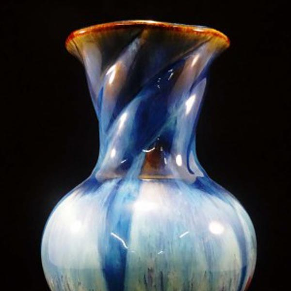 Hand Crafted Glassware and pottery